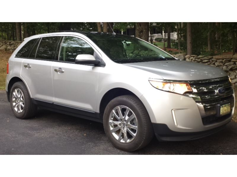 2011 ford edge for sale by owner in newburgh ny 12552. Black Bedroom Furniture Sets. Home Design Ideas