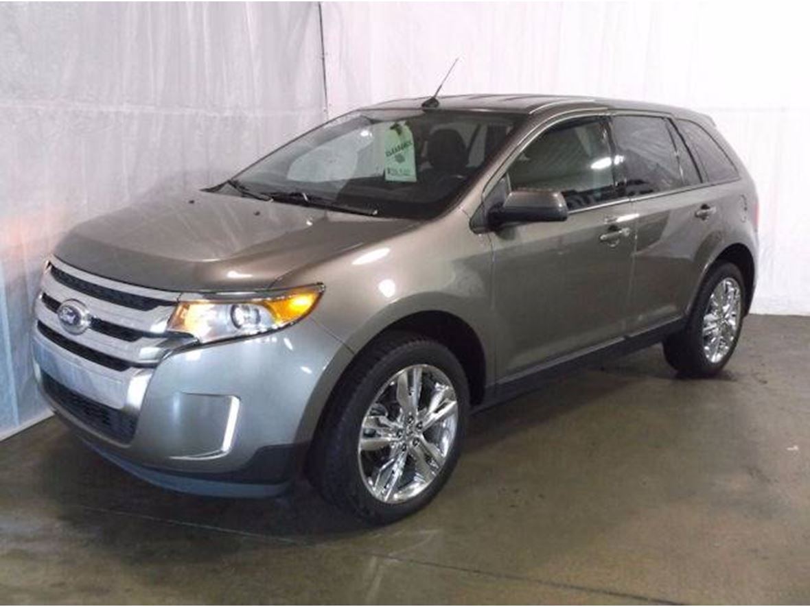 2014 Ford Edge for sale by owner in San Francisco