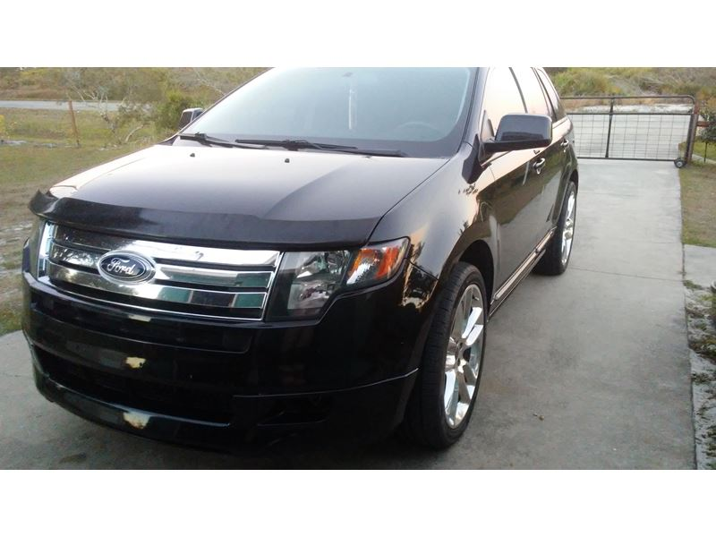 used 2010 ford edge sport for sale by owner in avon park fl 33826. Black Bedroom Furniture Sets. Home Design Ideas