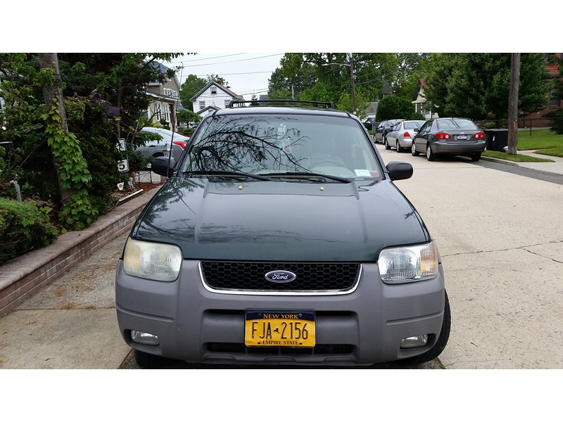 2002 ford escape for sale by private owner in new york ny 10286. Black Bedroom Furniture Sets. Home Design Ideas