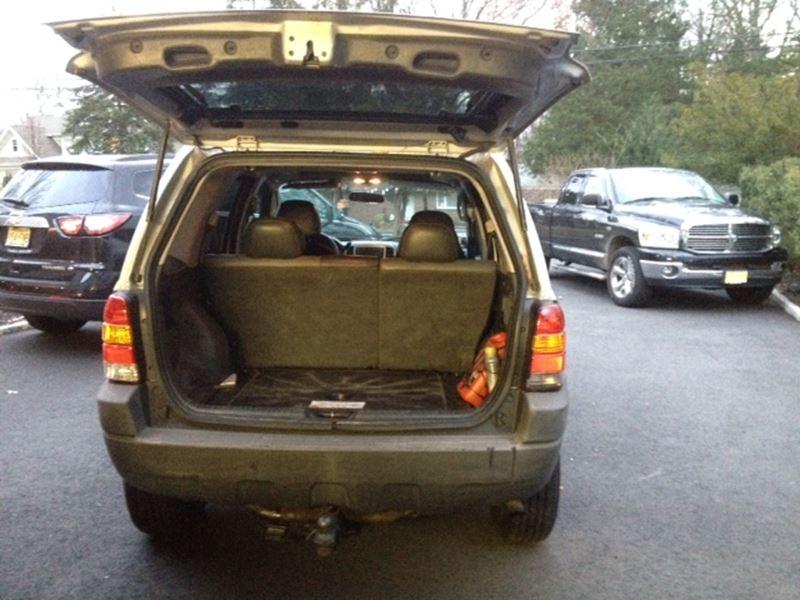 2003 ford escape for sale by owner in montville nj 07045. Black Bedroom Furniture Sets. Home Design Ideas