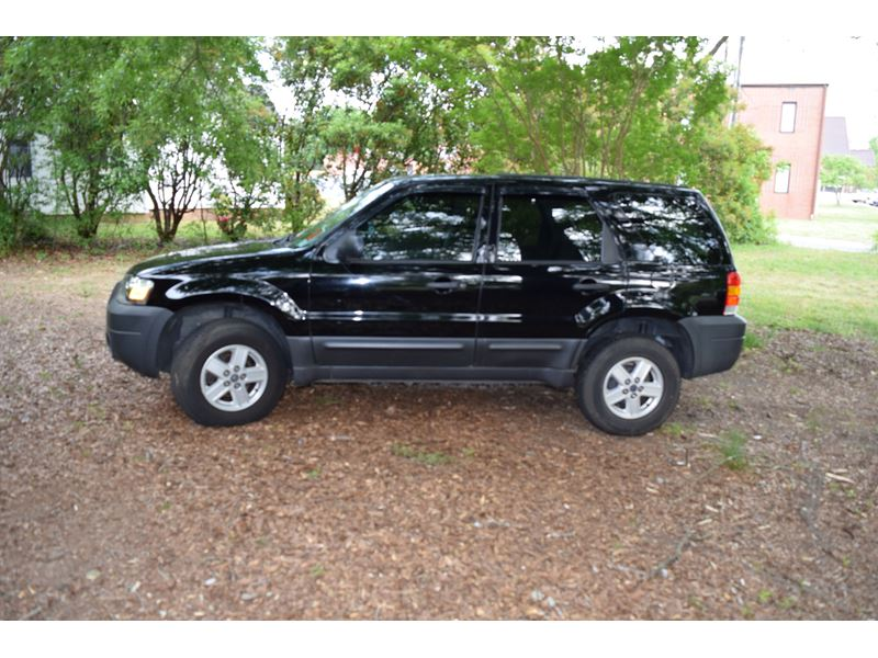 2005 ford escape for sale by owner in honea path sc 29654. Black Bedroom Furniture Sets. Home Design Ideas