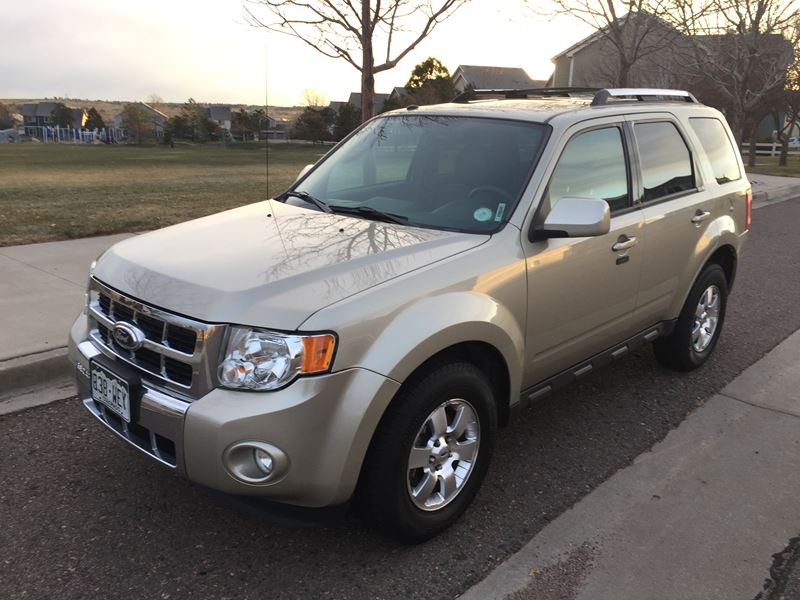 used 2012 ford escape for sale by owner in denver co 80294. Cars Review. Best American Auto & Cars Review