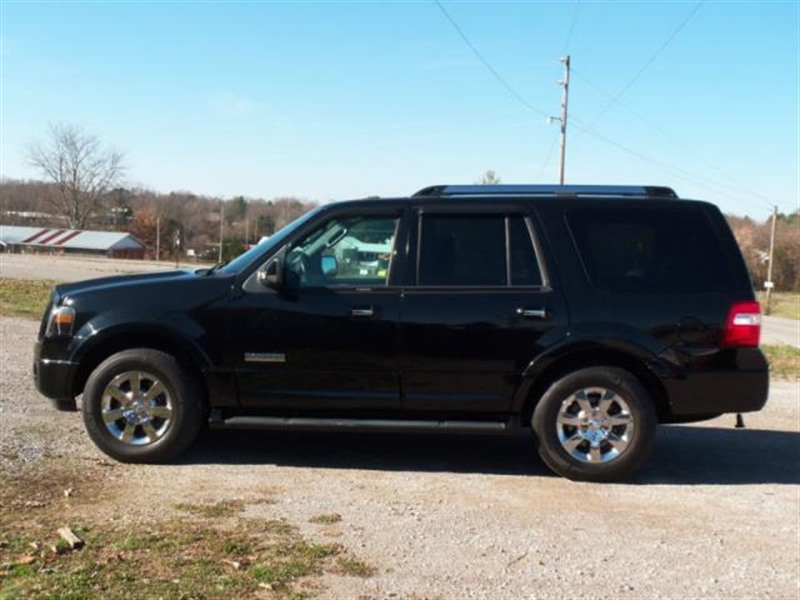 2007 ford expedition for sale by owner in girard il 62640. Black Bedroom Furniture Sets. Home Design Ideas