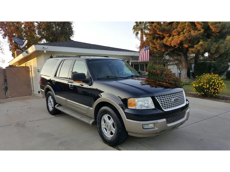 2004 ford expedition eddie bauer by owner in bakersfield ca 93390. Black Bedroom Furniture Sets. Home Design Ideas