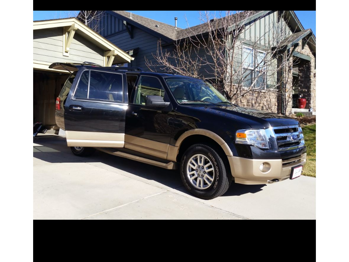 2014 Ford Expedition EL for sale by owner in Longmont