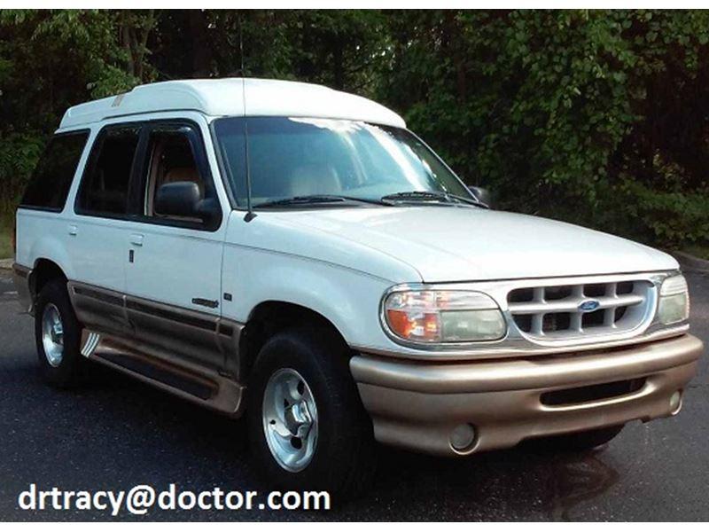 used 1996 ford explorer for sale by owner in detroit mi 48279. Black Bedroom Furniture Sets. Home Design Ideas