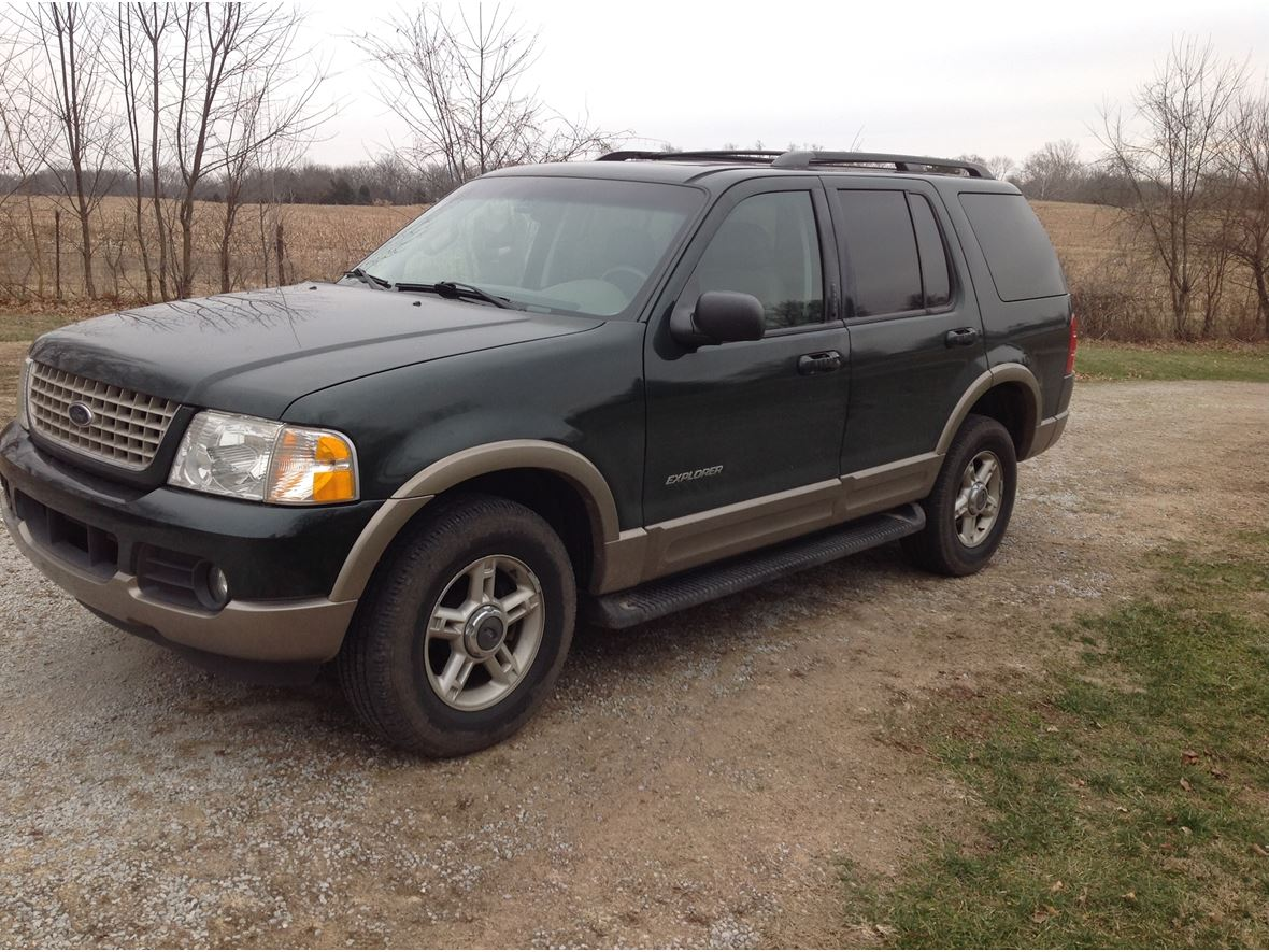 2002 ford explorer for sale by private owner in columbus in 47203. Black Bedroom Furniture Sets. Home Design Ideas