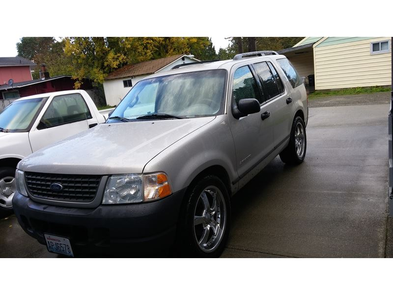 2004 ford explorer for sale by owner in seattle wa. Cars Review. Best American Auto & Cars Review