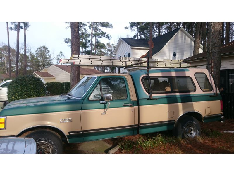 Towed Car Finder >> 1989 Ford F-150 - Classic Car - Little River, SC 29566