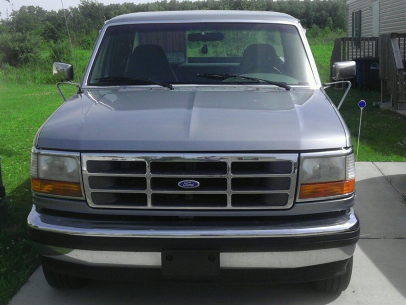 1995 ford f 150 for sale by owner in michigan city in 46360. Black Bedroom Furniture Sets. Home Design Ideas