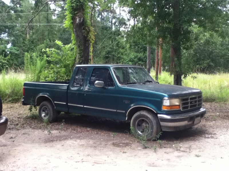 1996 ford f 150 for sale by private owner in cleveland tx 77327. Black Bedroom Furniture Sets. Home Design Ideas