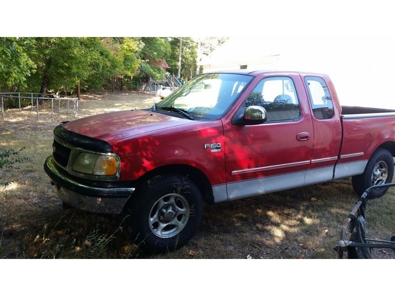 1998 ford f 150 for sale by owner in calhoun ga 30703. Black Bedroom Furniture Sets. Home Design Ideas