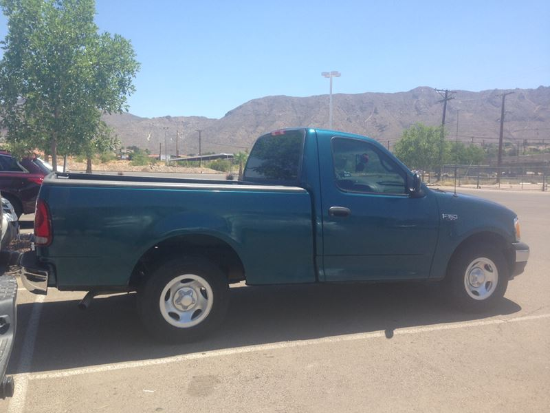 Used F 150 For Sale In El Paso Tx Upcomingcarshq Com