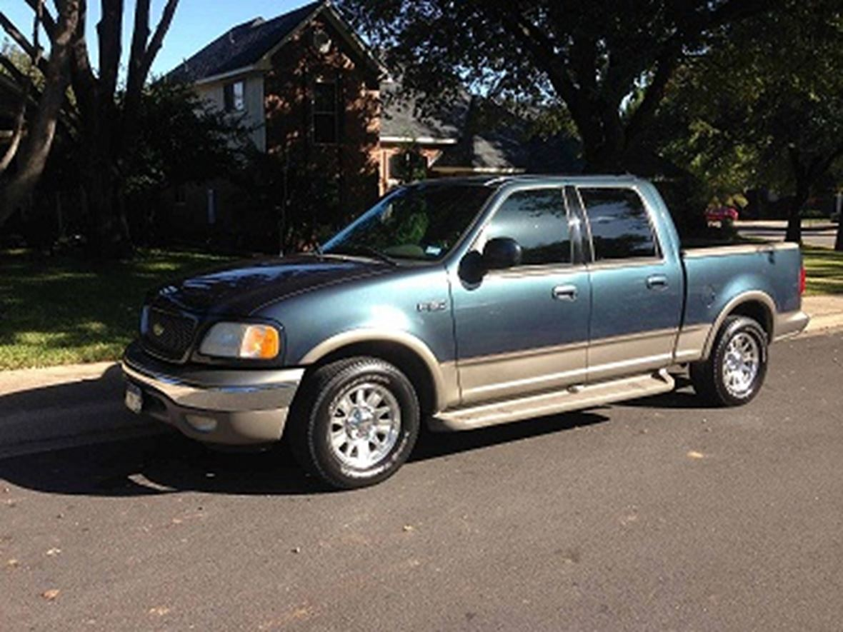 used 2001 ford f 150 for sale by owner in dallas tx 75398. Black Bedroom Furniture Sets. Home Design Ideas
