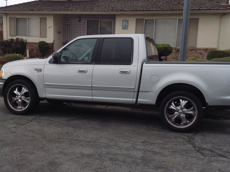 2003 ford f 150 for sale by owner in san jose ca 95192. Black Bedroom Furniture Sets. Home Design Ideas