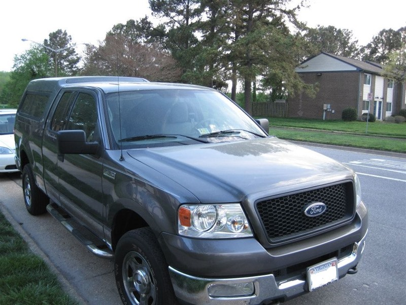 2004 Ford F 150 for Sale by Owner in Virginia Beach VA