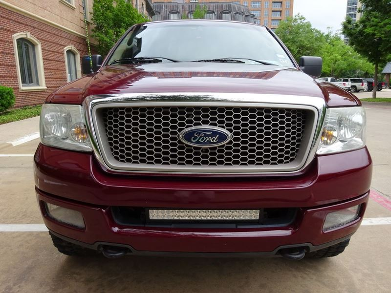 used 2004 ford f 150 for sale by owner in dallas tx 75222. Black Bedroom Furniture Sets. Home Design Ideas