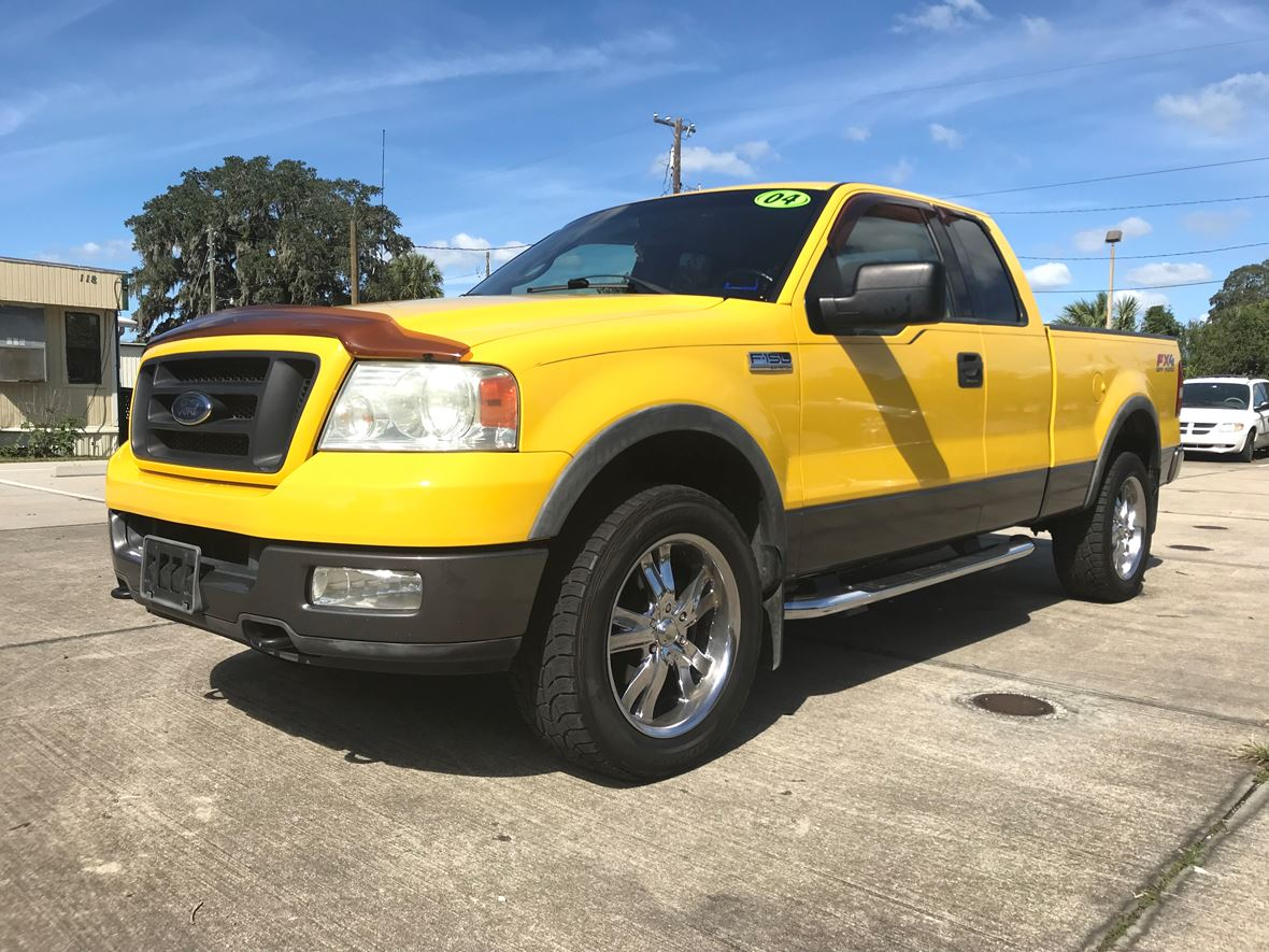 2004 Ford F-150 for sale by owner in Ocala