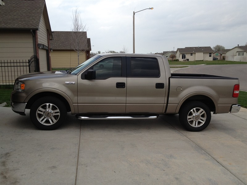 2005 ford f 150 for sale by owner in wichita ks 67235. Black Bedroom Furniture Sets. Home Design Ideas