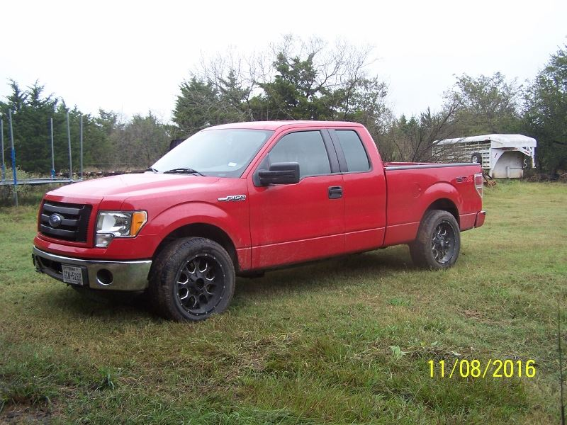 2010 ford f 150 for sale by owner in groesbeck tx 76642. Black Bedroom Furniture Sets. Home Design Ideas