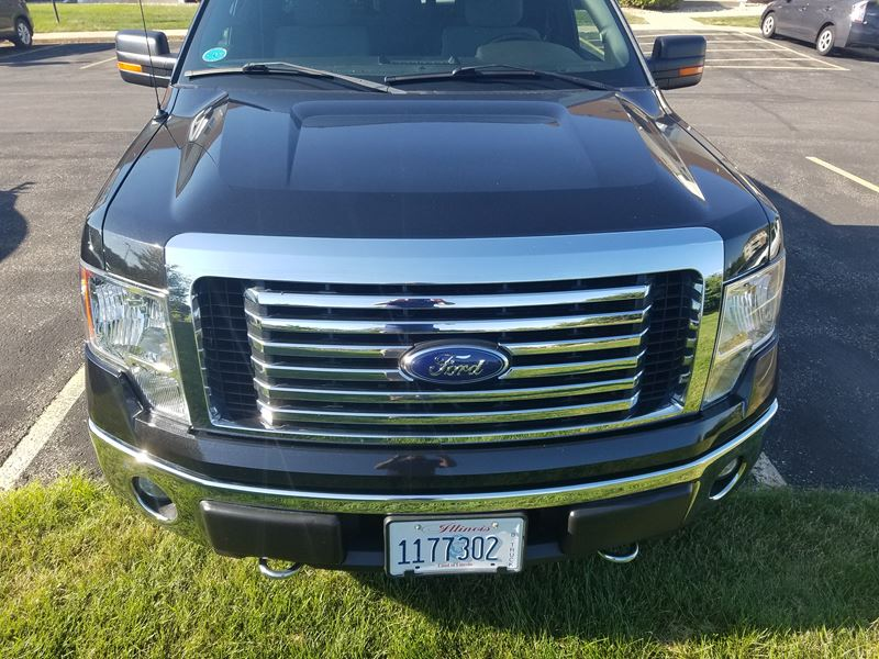 2012 ford f 150 for sale by owner in madison wi 53794. Black Bedroom Furniture Sets. Home Design Ideas