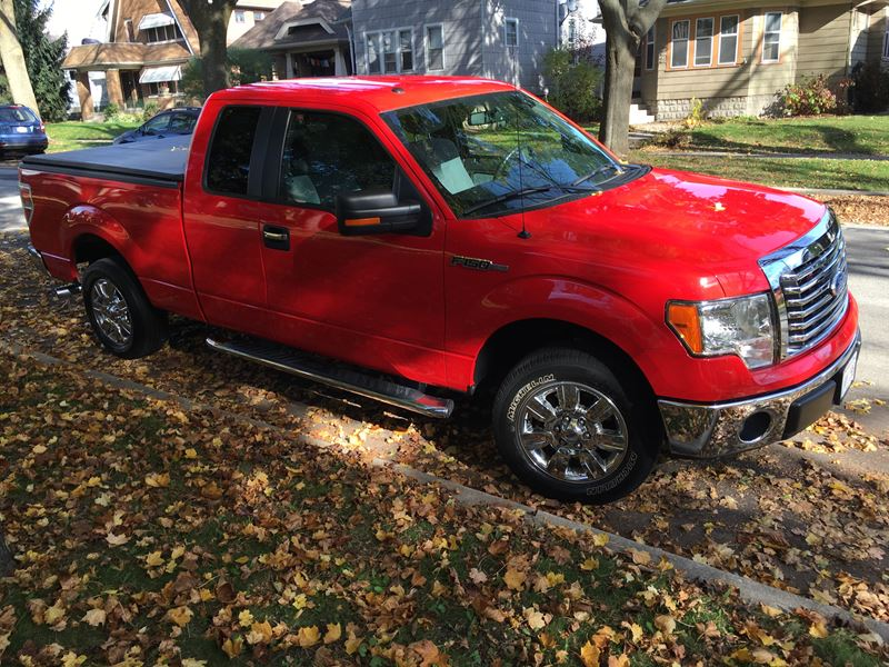 used 2012 ford f 150 for sale by owner in milwaukee wi 53295. Black Bedroom Furniture Sets. Home Design Ideas