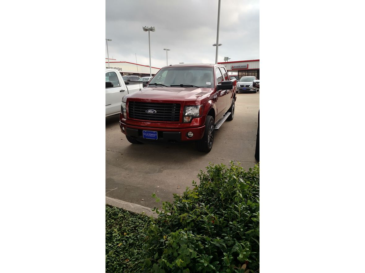 2014 Ford F-150 for sale by owner in Arlington