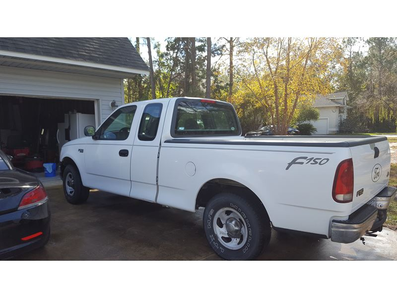1999 ford f 150 supercrew for sale by owner in woodbine ga 31569. Black Bedroom Furniture Sets. Home Design Ideas