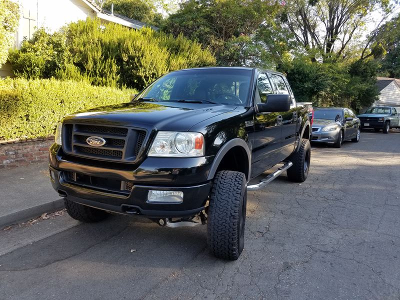 2004 Ford F 150 Supercrew For Sale By Owner In Redding Ca