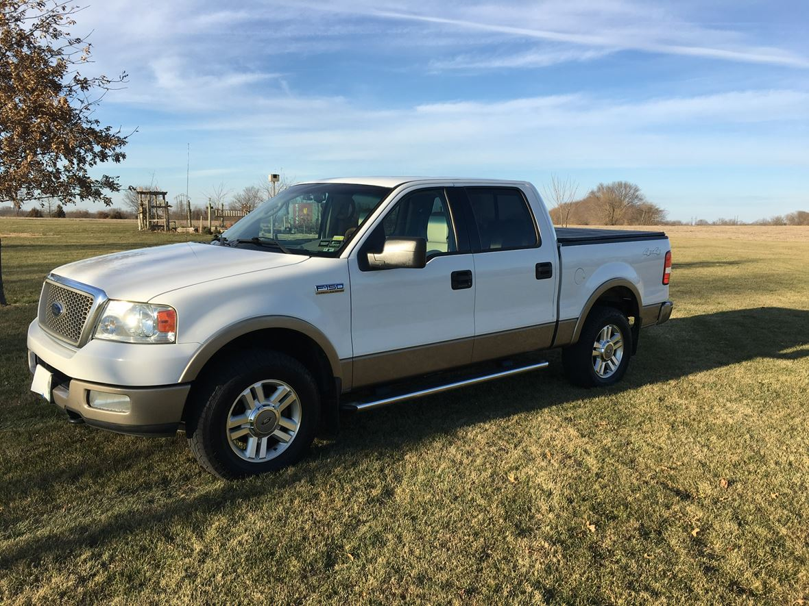 2004 Ford F-150 Supercrew for sale by owner in Greenwood