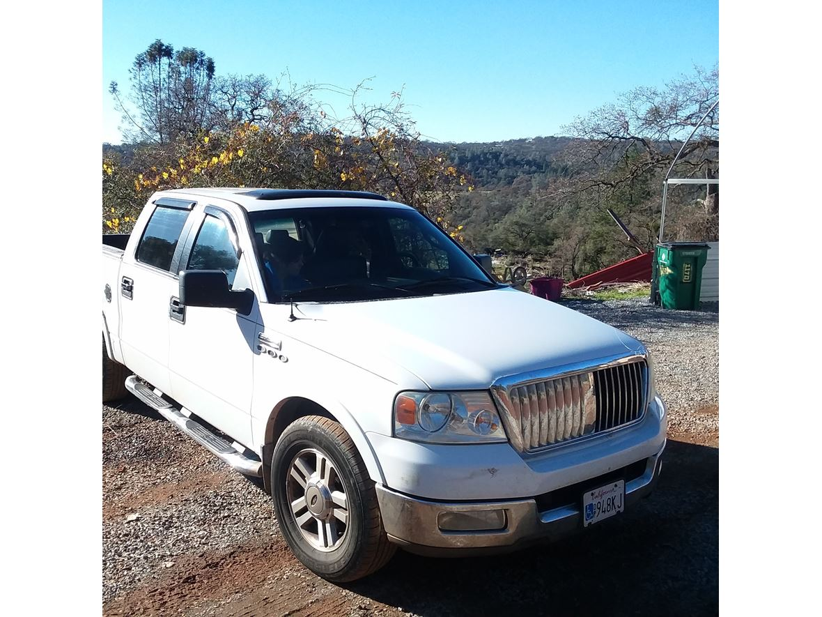 2005 Ford F-150 Supercrew for sale by owner in Pilot Hill