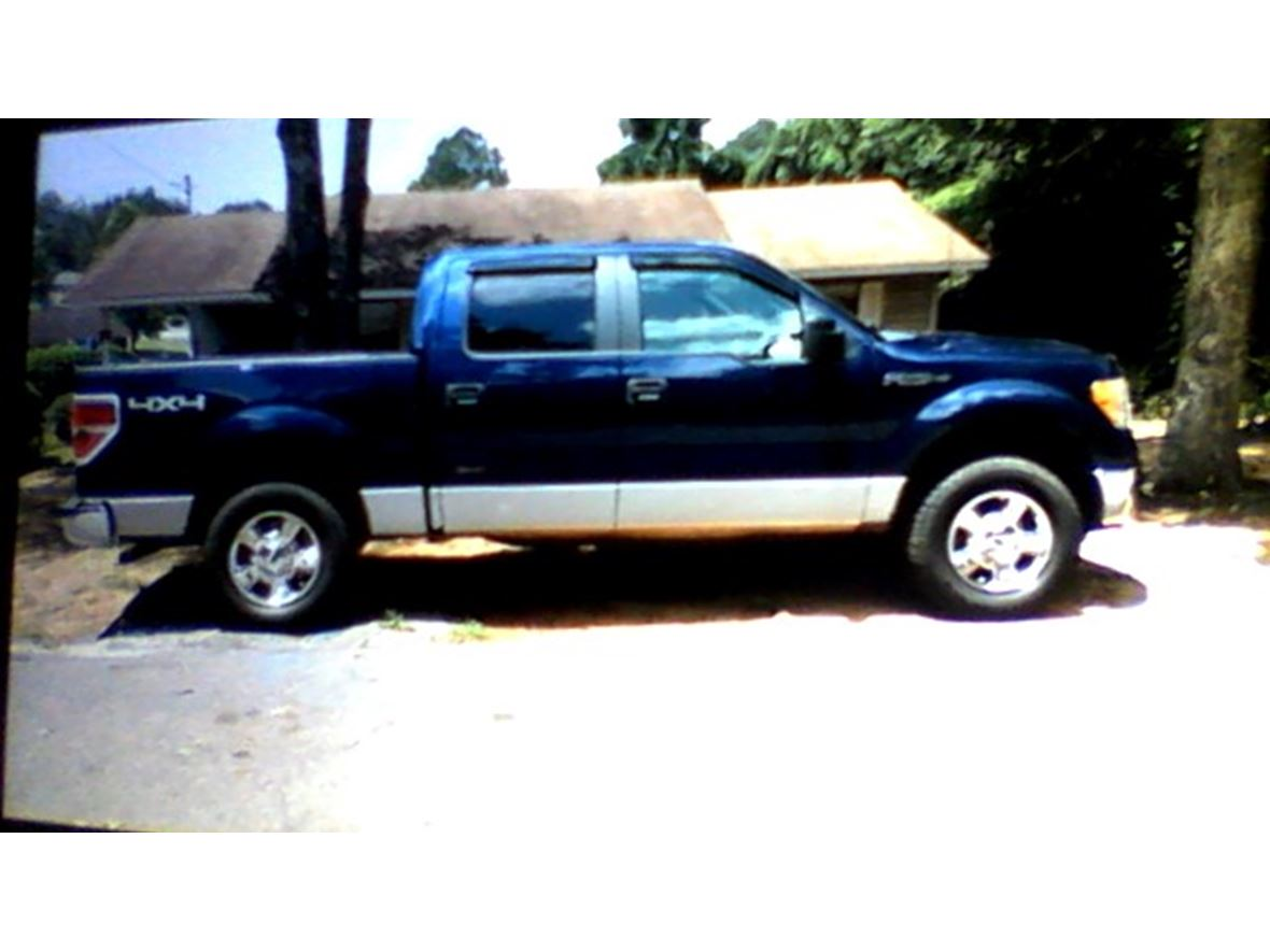2009 Ford F-150 Supercrew for sale by owner in Lineville