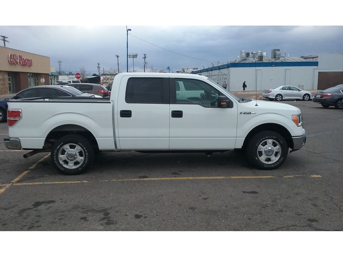 2011 ford f 150 supercrew for sale by owner in aurora co 80047. Black Bedroom Furniture Sets. Home Design Ideas