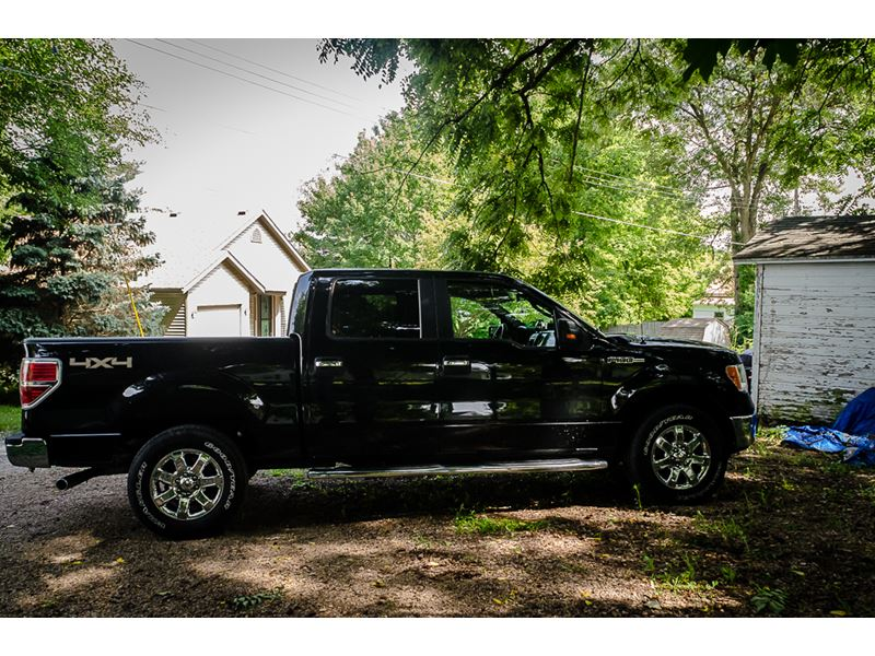 2013 ford f 150 supercrew sale by owner in springfield il 62796. Black Bedroom Furniture Sets. Home Design Ideas