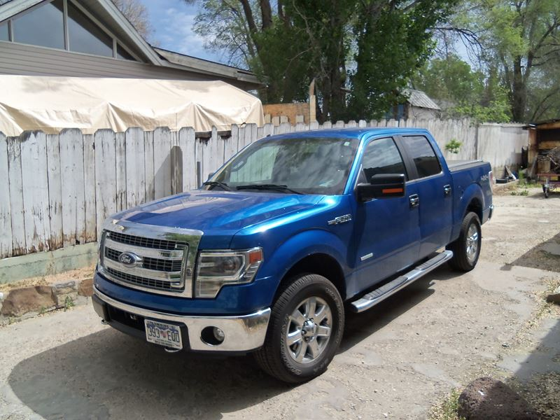 2014 ford f 150 supercrew for sale by owner in craig co 81625. Black Bedroom Furniture Sets. Home Design Ideas