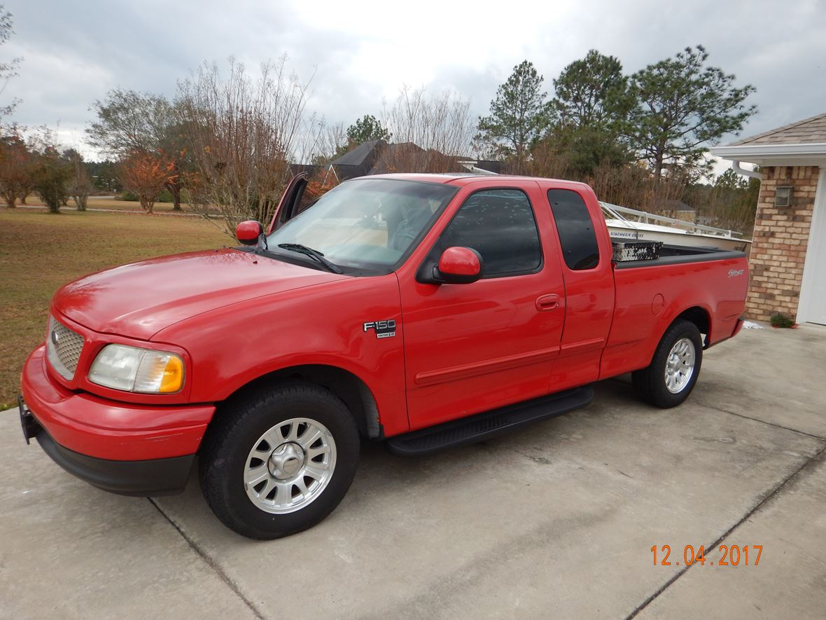 2002 Ford F-150 XLT for sale by owner in Moss Point