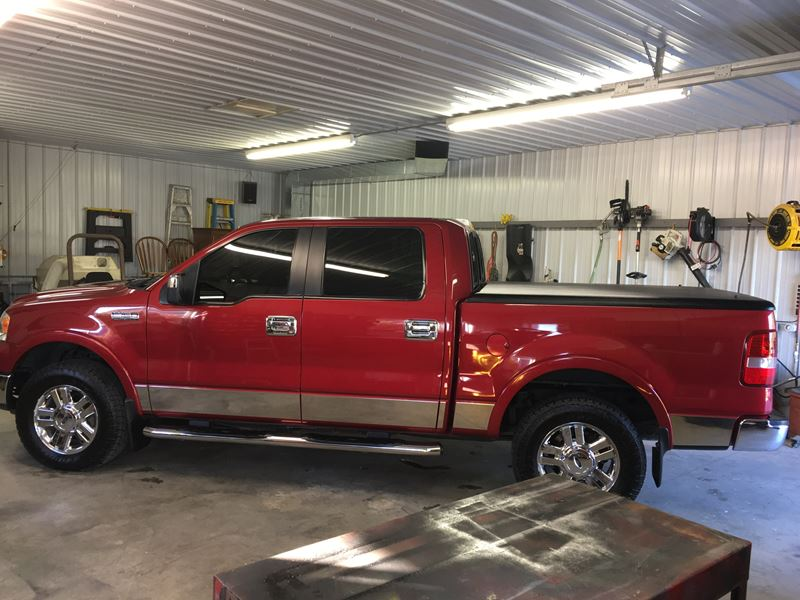 F150 Off Road >> 2007 Ford F-150 XLT Lariat 4x4 Sale by Owner in Auburn, NE 68305
