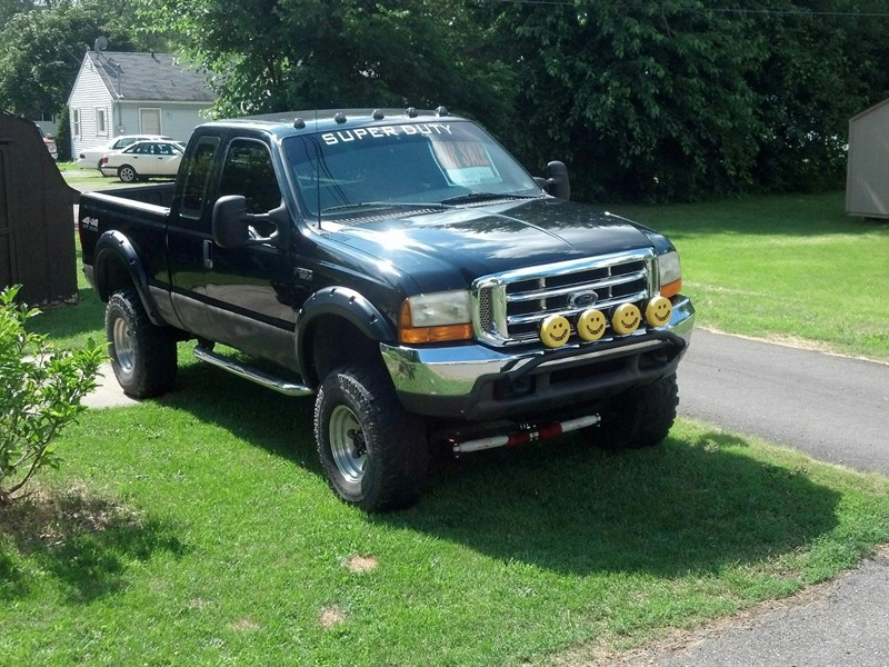 1999 ford f 250 for sale by owner in fort wayne in 46899. Black Bedroom Furniture Sets. Home Design Ideas