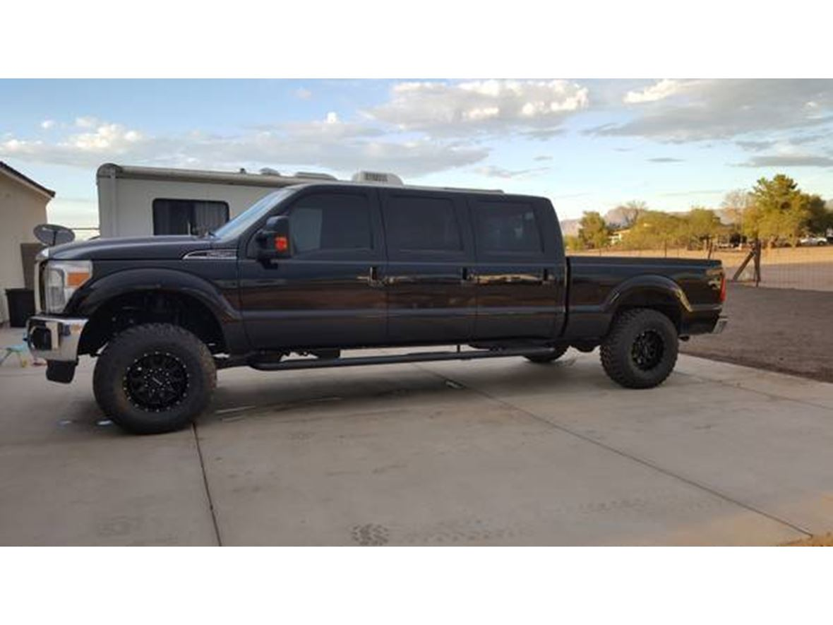 2011 ford f 250 for sale by owner in arizona city az 85223. Black Bedroom Furniture Sets. Home Design Ideas