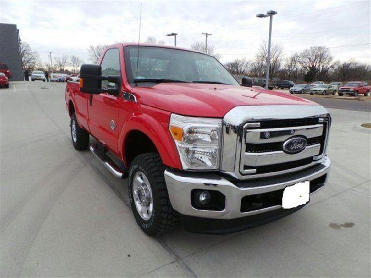 2013 Ford F-250 for sale by owner in Rochester