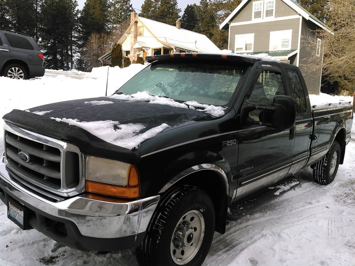 1999 Ford F-250 Super Duty for sale by owner in Cle Elum