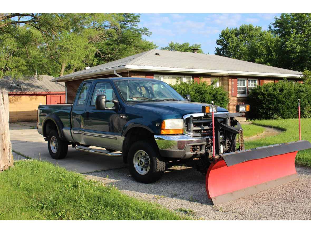 2000 Ford F-250 Super Duty for sale by owner in Addison