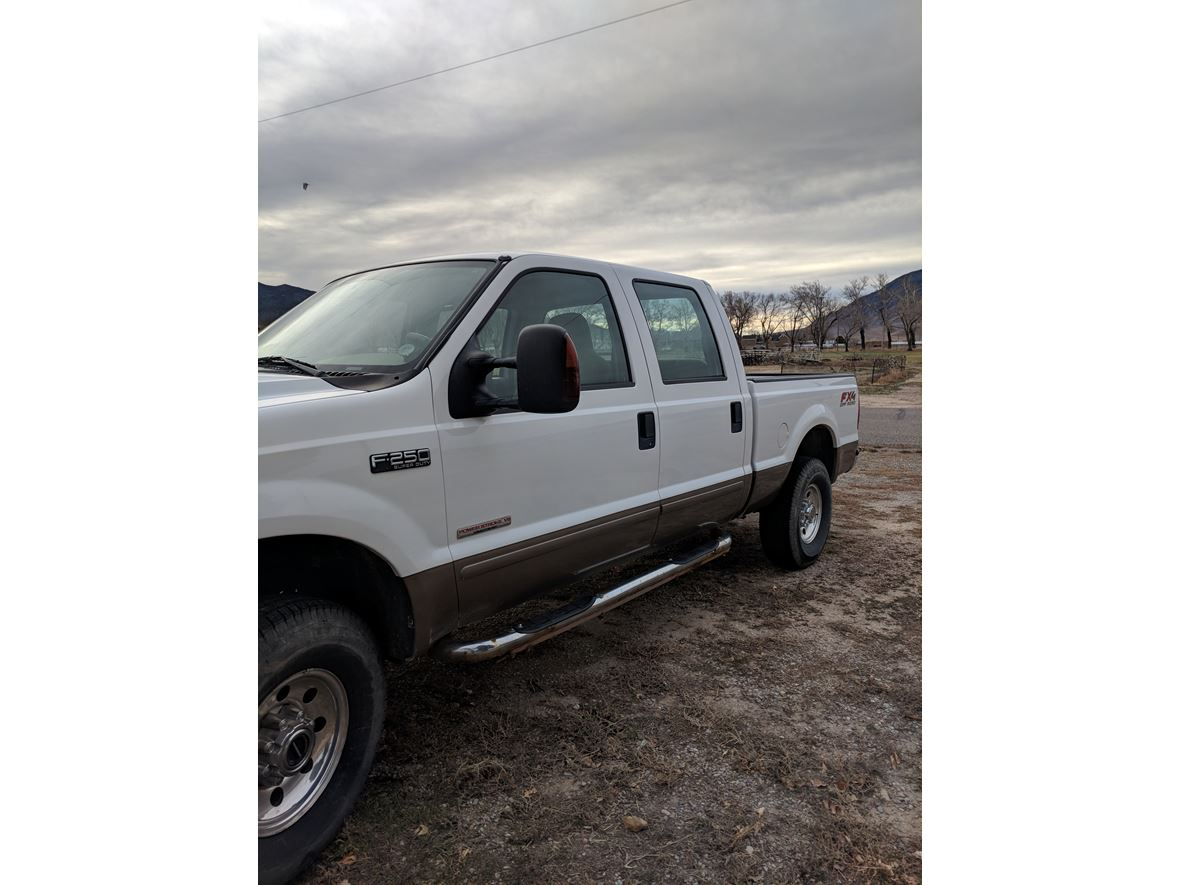 2003 Ford F-250 Super Duty for sale by owner in Scipio