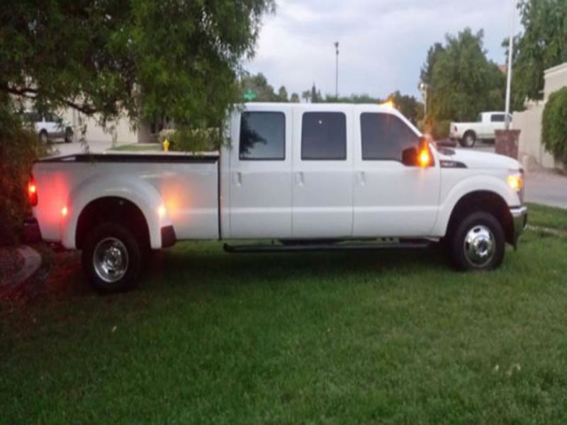 2015 ford f 350 for sale by owner in lakeside az 85929. Black Bedroom Furniture Sets. Home Design Ideas