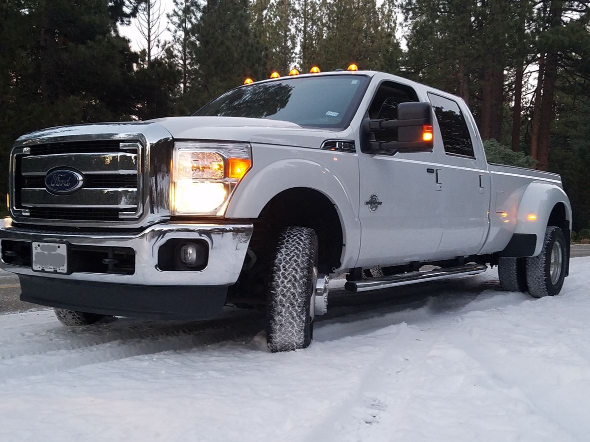 2016 Ford F-350 Super Duty for sale by owner in Reno