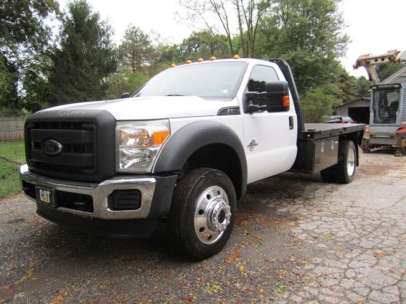 2012 Ford F-550 Chassis for sale by owner in New Burnside