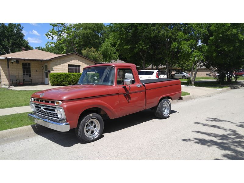 1966 ford f100 classic car by owner in fort worth tx 76190. Black Bedroom Furniture Sets. Home Design Ideas