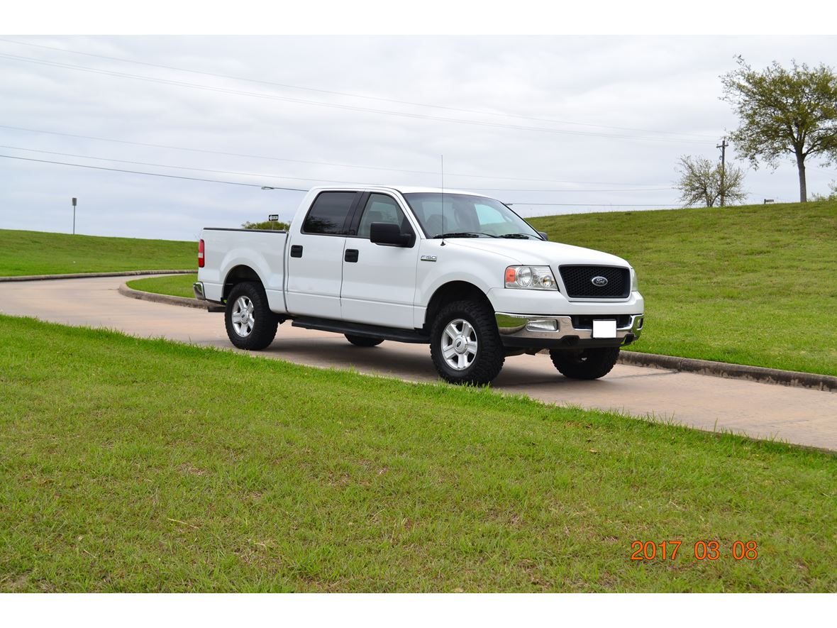 2005 ford f150 for sale by owner in missouri city tx 77489. Black Bedroom Furniture Sets. Home Design Ideas