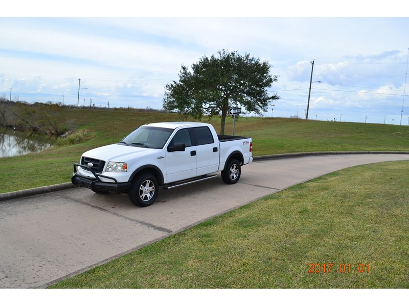 used 2007 ford f150 fx4 for sale by owner in missouri city tx 77459. Black Bedroom Furniture Sets. Home Design Ideas
